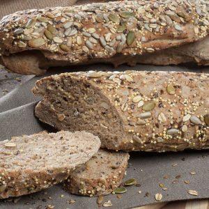 pan de semillas la barrita multi cereales
